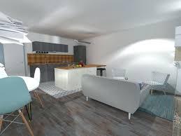 aménagement cuisine salle à manger amenagement salon 20m2 stunning amenager salon cuisine m free