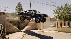 Monster Energy Brings The World's Craziest Truck Driving To Mexico ...