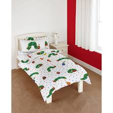 Pottery Barn Toddler Bedding by The Very Hungry Caterpillar Junior Duvet Set Toddler Bedding