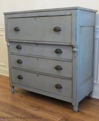 The Real Milk Paint Co French Grey Chrissies Collection