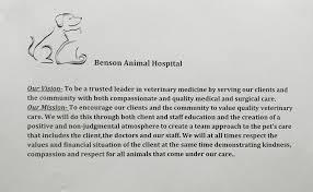 benson animal hospital benson animal hospital home