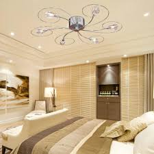 Ceiling Fan Light Kit Bedroom Chandeliers With Exhaust Fans Simple For Living Room Modern