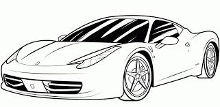 Printable Classy Ideas Colouring In Pictures Of Cars Race Car Coloring Pages Print Sports