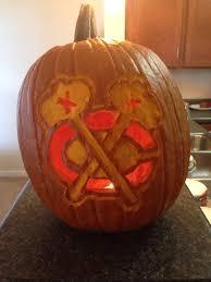 Penguins Nhl Pumpkin Stencil by Show Off Halloween Week Thread Hockey