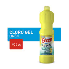 Cloro Gel Excell 1300 Limpieza Sin Limite