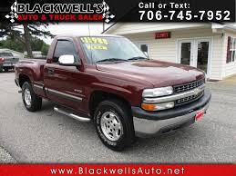 2001 Chevrolet Silverado 1500 For Sale Nationwide - Autotrader
