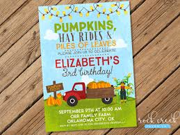 Caledonia Pumpkin Patch by Pumpkin Patch Invitation Pumpkin Patch Birthday Party Fall