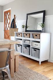 Multi Purpose Entryway Storage