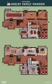 100 Family Guy House Plan TV Show Floor Plans From Corrie Will And Grace Peaky