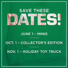 Hess To Release 3 Toy Truck Collections In 2018 To Mark 85th ... 2018 Hess Miniature Truck Set Brand New In Box 3000 Pclick Hess Toy Collection With 1966 Tanker Toys Values And Descriptions 2013 Tractor On Sale Now Just In Time For The Trucks Through Years Newsday The Has Been Around 50 Years 1998 Tanker Truck First In A Series Mib For Sale Nj 1969 Amerada Original Box Near Mint Reveals Mini 2017 Mini Monster Helicopter Emergency 3 News Updates