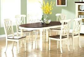 Off White Dining Room Set Table Interesting Sets For Sale Leather Chairs Uk