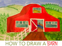 Drawing Barns And Rural Settings | Deep Space Sparkle Barn Wikipedia Heart Native Son The Shrine Barns Of Richland County Area History Why Are Traditionally Painted Red Youtube 25 Unique Patings Ideas On Pinterest Pottery Barn Paint Best Garage Door Cedar A Survey Upstater 230 Best Watercolor Old Buildings Images And Style Sheds Leonard Truck Accsories House That Looks Like Red At Home In The High