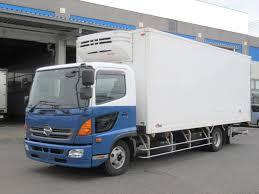 100 Freezer Truck VanHinoTKGFC9JKAGR043674Used Retrus