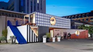 100 Cargo Container Buildings Werk Uses Shipping Containers For Housing YouTube