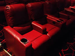 AMC Installs Recliners to Make Movies More Like Home WNYC News