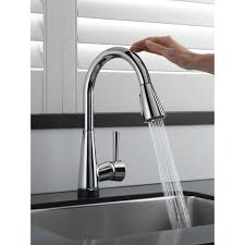 Brizo Kitchen Faucet Leaking by Faucet Com 64070lf Ss In Brilliance Stainless By Brizo