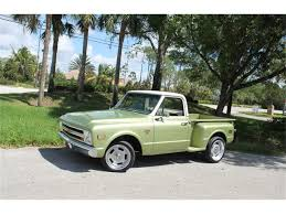 1969 Chevrolet C10 Shortbed Stepside For Sale | ClassicCars.com | CC ...