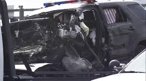100 Monster Truck Show Oakland Ca Police Officer Pinned In Semicrash Critically Injured