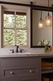 Rustic Barn Bathroom Lights by 174 Best Bathroom Ideas Images On Pinterest Bathroom Ideas