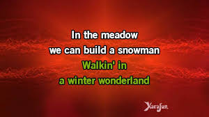 Rockin Around The Christmas Tree Karaoke Miley by Karaoke Winter Wonderland Selena Gomez Youtube