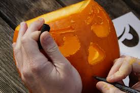 Dirty Pumpkin Carving Pictures by Easy Pumpkin Carving Tips Suburbia Unwrapped