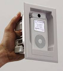 Sonance Stereo In Ceiling Speakers by Sonance Iport In Wall Docking System For Ipod Sound U0026 Vision