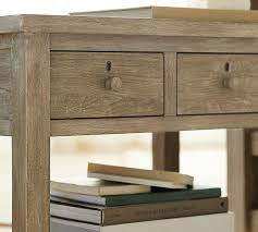 Farmhouse 2 Drawer Nightstand