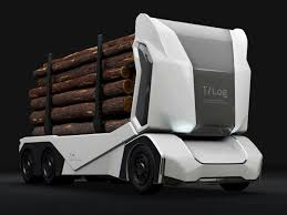 100 Used Log Trucks For Sale Einrides Tlog Is A SelfDriving Truck Made For The Est