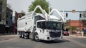 100 Freightliner Select Trucks Meet North Americas New Garbage Truck
