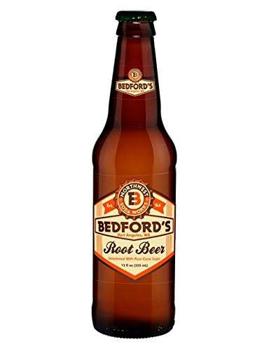 Bedford's Root Beer 12 Pack