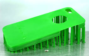 3D Printed iphone5 Case Kudo3D Inc