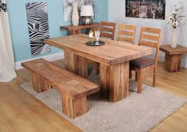 Ebay Chairs And Tables by Dining Table Solid Wood Dining Table And Chairs Ebay Trend Room