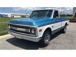 1970 Chevrolet C10 Fleetside Shortbed Pickup For Sale | ClassicCars ... 1970 Chevrolet C10 Fleetside Shortbed Pickup For Sale Classiccars Chevy Orange White Youtube Steve Danielle Locklin 2016 Goodguys Truck Of The Year Finalist 41 Lovely Grill Rochestertaxius Cool Awesome Custom Shortbed History Ck 1970chevyatruckvergreeleyco Suburban Toppers Big Shorty Hot Rod Network Hank Williams Jr Chevy Pick Up Truck Bob D Lmc Life Cst 4x4 Stunning Restoration Walk Around Start Survivor