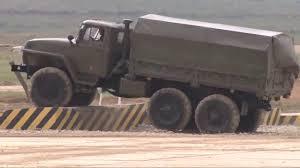 100 Russian Military Trucks Super Powerful Off Road 4WD URAL KAMAZ
