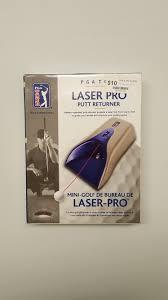 mini golf de bureau pga tour laser pro putt returner avenue shop sell