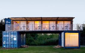 100 What Are Shipping Containers Made Of Mobile Riverside Hotel Of InsideHook