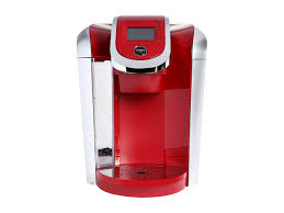 Keurig K475 20 Coffee Maker With Programmability Vintage Red