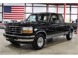 1995 Ford F150 For Sale | ClassicCars.com | CC-1015265 1995 Ford F150 Reviews And Rating Motortrend 4x4 Totally Bed Liner Paint Job 4 Lift Custom Lighting Questions Is A 49l Straight 6 Strong Motor In The Two Toned Flareside Black Red Bashline Regular Cab Specs Photos Modification Info Gaa Classic Cars Xlt Pickup Truck Item C4338 Sold April 1 E350 Ambulance Used Truck Details Junkyard Tasure Tauruschero Pickup Autoweek Ford Trucks Ricks 95 F150 Xl Line