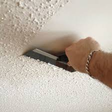 popcorn ceilings all you need to know bob vila