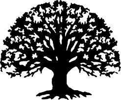 Family Reunion Tree Clip Art Blacktreelg Clip