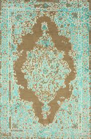 Full Size Of Area Rugsawesome Rustic Blue And Brown Rugs For Your Living Large