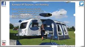 Kampa All Season Rally Porch 260 - YouTube All Weather Awning Swift Charisma 5 Berth Caravan With Full Kampa Rally Season 200 2015 Homestead Caravans Lynx Travel Smart Air Small Lweight Ace 400 Inflatable Porch Rv Awnings Replacement Covers For Patios Tag 390 2017 2018 Sterling Europa 520se 2001 45 Birth Touring With