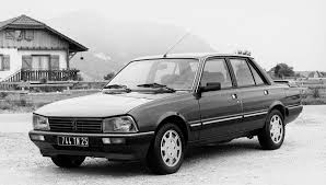 1979 1992 PEUGEOT 505 specifications