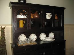 Rustic Dining Room Hutch With Adorable Best 25 Ideas On Pinterest