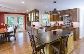 Small Kitchen Designs With Island Can I Fit An Island In My Small Kitchen We Ve Got The