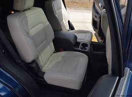 Ford Explorer Captains Chairs Second Row by 2017 Ford Explorer Platinum 4x4 Hd Road Test Review
