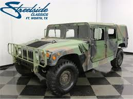 1989 AM General H1 Humvee For Sale | ClassicCars.com | CC-1031033 Military Truck Is Ri Veterans Dream Vehicle Special Cc Equipment Ww2 Dodge Lifted Jeep Hummer M715 Military Rock Crawler Kaiser For Seoriginal 1943 Ford M20 Armored Command Car Wwii Us Army 1989 Am General H1 Humvee For Sale Classiccarscom Cc1033 Drivetrains On Twitter Sale Austin Texas Vintage Vehicles M715 Kaiser Jeep Page The 10 Coolest Ebay Right Now Complex Nj Cops 2year Surplus Haul 40m In Gear 13 Armored