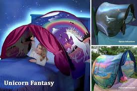 Spiderman Bed Tent by Magical Pop Up Bed Tent 5 Designs