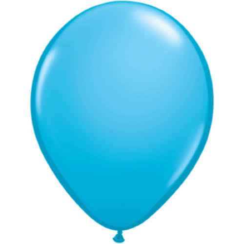 Qualatex Latex Balloon - Robin's Egg Blue, 11in, x100