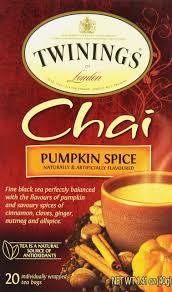 Tazo Pumpkin Spice Chai Latte Recipe by Amazon Com Tazo Chai Pumpkin Spice Box Of 20 Teabags 2 Pack